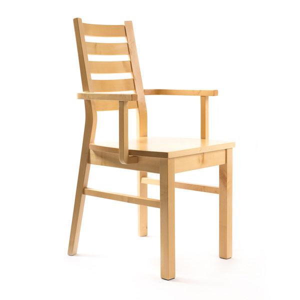 stuhl leipzig mit armlehnen m belwerkst tte h rsch. Black Bedroom Furniture Sets. Home Design Ideas